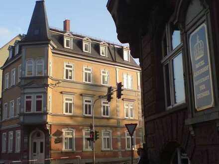 ***Einmalig: zentrale Maisonette-Wohnung in Bahnhofsnähe in kleinem Mehrfamilienhaus