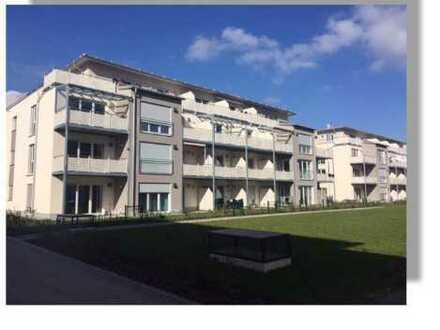 Gehobene 3-Zimmer-Wohnung mit Balkon in zentraler ruhiger Lage