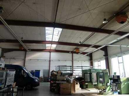 15_VH3602b Teilbare, Moderne Produktionshalle mit Bürotrakt / Wörth an der Donau