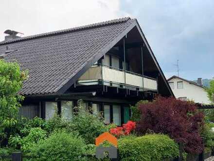 Freistehendes Architektenhaus
