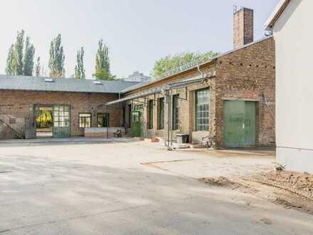 Gewerbeloft Ensemble und Geschäftshaus im historischen Dorfkern