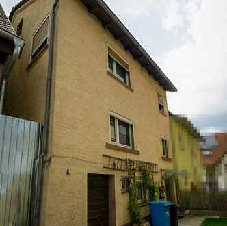 Klein aber fein! Zentrales Einfamilienhaus in Aglasterhausen zu verkaufen