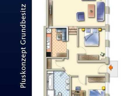 Renovierte 3-Zimmer Wohnung!