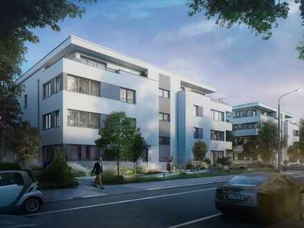 Großzügige 2-Zimmer-Wohnung in zentraler aber dennoch ruhiger Lage von Leipzig-Leutzsch