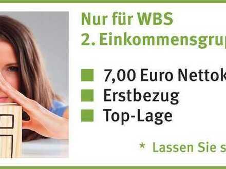 Nur mit WBS 2. Einkommensgrenze!!! Bitte angeben!!!