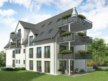 Attraktive 4 Zi.- DG Neubau in Renningen- Malmsheim KfW 55, Wohnung 7