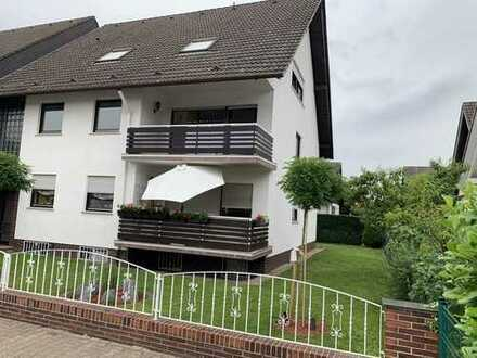 Ruhige, Gepflegte 4-Zimmer-Wohnung mit Süd-West Balkon in Erzhausen