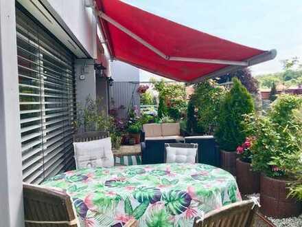 Schöne 5-Zimmer-Penthouse in Citylage mit grosse Terrasse in Ludwigsburg!