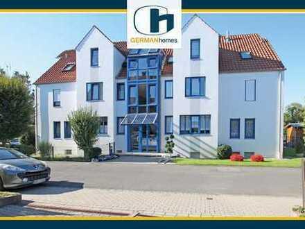 PROVISIONSFREI für Käufer – Helle Maisonettwohnung mit Balkon in ruhiger u. zentraler Lage von Ahlen