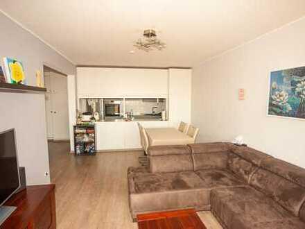 Helle, sehr gut geschnittene 2,5 Zimmer-Wohnung im Kölner Süden!