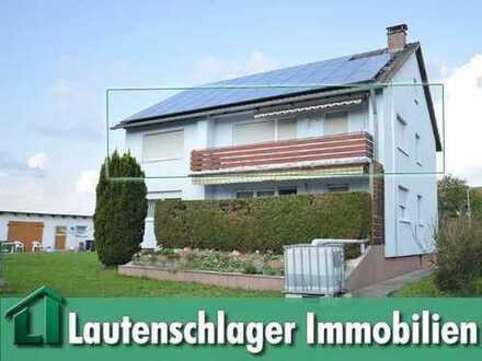 Wohnen auf dem Lande mit guter Infrastruktur! Helle 4-Zimmer-Wohnung bei Seligenporten