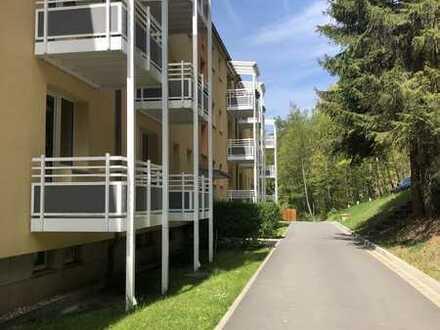 2-R-WHG in saniertem MFH zu vermieten, mit Balkon und Tageslichtbad