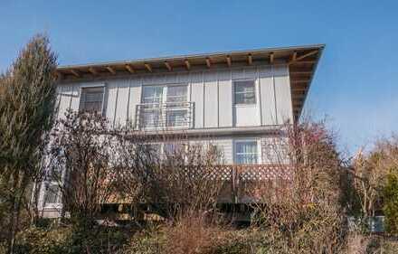 Modernes Architektenhaus in Coburg - Nähe Zentrum
