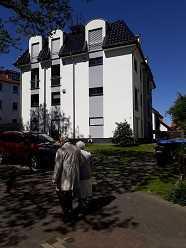 (5b)Komforteigentumwohnung Innenstadt Detmold mit Balkon und Option für einen TG Stellplatz