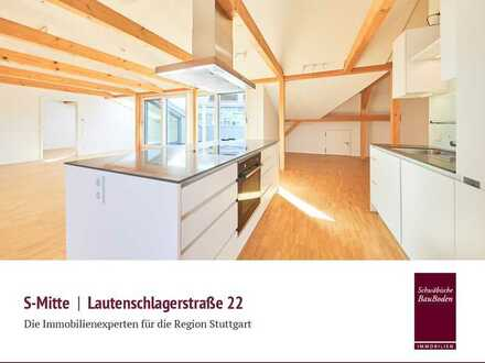 Lautenschlager-Areal | Attractive, high-quality and very bright 3 room studio apartment, 148 sqm++