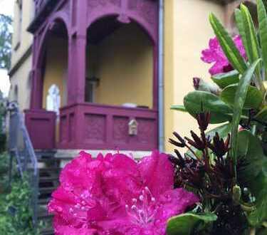 Perfektion in vier Wänden ! 5 Raumwohnung mit Garten in einer ruhigen Sackgasse nahe Fetscherplatz !