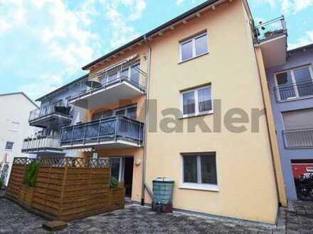 3 Zi.-Wohnung im EG mit Terrasse