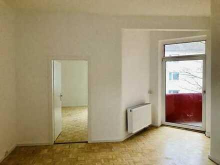 Erstbezug nach Sanierung mit Balkon: attraktive 2,5-Zimmer-Wohnung in Dortmund