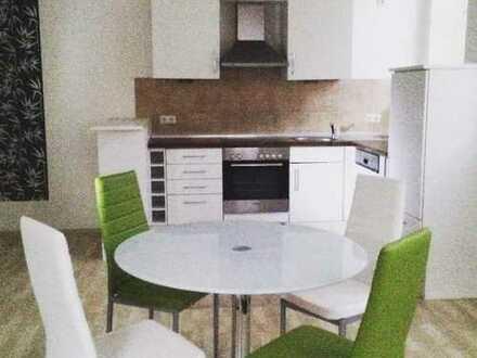 Teilmöblierte Wohnung in Albstadt zu vermieten