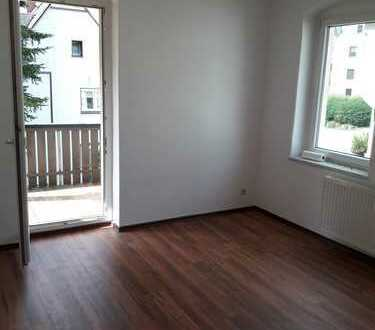 Günstige kleine 2-Raum-Wohnung mit Balkon