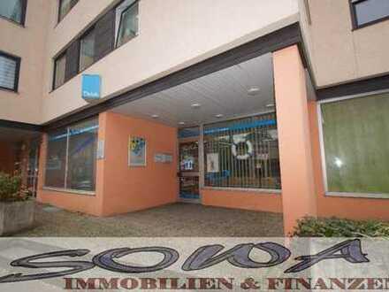 Zentrale Büroräume im EG mit Schaufenster zu vermieten - z.B. Kanzlei, Versicherung, Fahrschule, ...