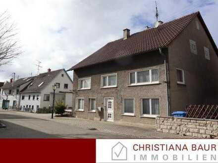 RENOVIERER sind GEFRAGT: 1- 2- Familienhaus, Winterlingen
