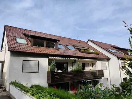 Gepflegte 3-Zimmer-Wohnung mit Balkon und EBK in Stuttgart
