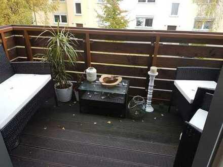 DG. Whg. mit Balkon in ruhiger Lage sucht netten Nachmieter
