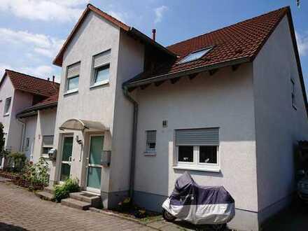 """Freies zweiseitig angebautes Einfamilienhaus (früher """"Reihenmittelhaus"""")"""