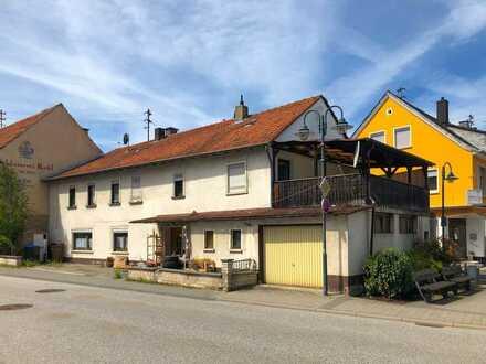 Großes Haus mit Garage und Terrasse - Versteigerung - keine Käuferprovision