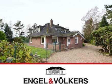 Einfamilienhaus mit Baugrund in Maschen Horst!