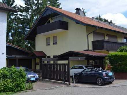 Schöne geräumige WHG in einem 2 Fam. Haus Heidelberg, Pfaffengrund mit Doppelgarage
