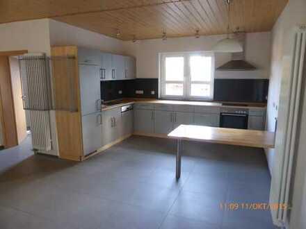 Neuwertige 2-Raum-Wohnung mit großer Terrasse