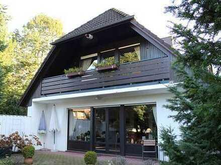 Gepflegtes Einfamilienhaus in bevorzugter Wohnlage von Ahrensburg