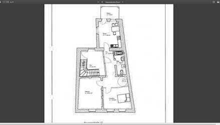 Preiswerte, gepflegte 4-Zimmer-Maisonette-Wohnung mit Balkon in Zittau