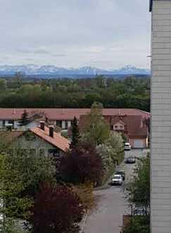 4-Zimmer-Eigentumswohnung mit Balkon in Süd-Buchloe