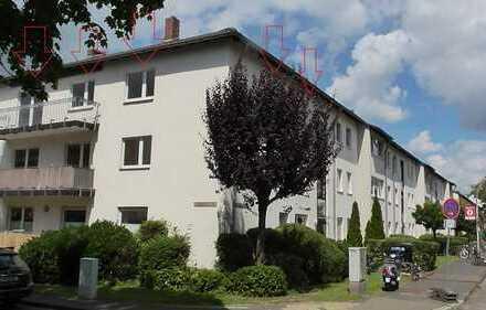5-Zimmer-Wohnung mit Balkon Nähe Stadtwald (A334)