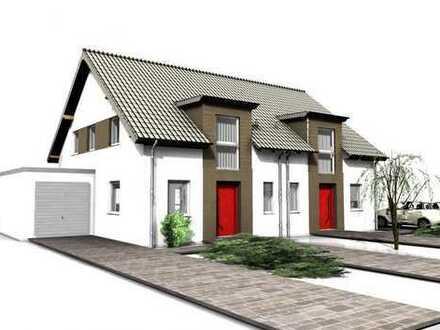 Attraktive Doppelhaushälften auf dem Grundstück in Beuren! Vergrößerung möglich!