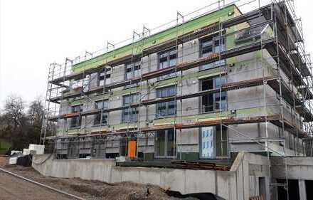Neubau: Großzügige Zwei-Zimmer-Wohnung!