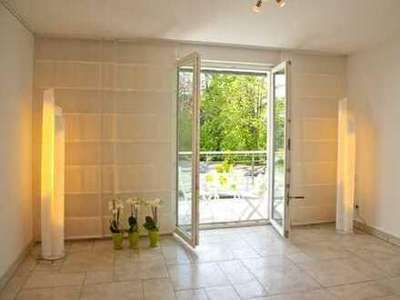 Luxuswohnung mitten in Kettwiger Altstadt 3-Raum offene Wohnküche mit Einbauküche, Balkon!