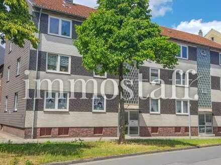 RUHIG & GEPFLEGT! Schöne 3-Zimmer-Wohnung in Bottrop zu vermieten!