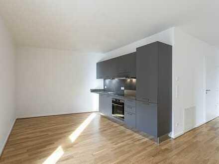 Großzügig & hell & modern! 2 Zimmer Wohnung mit EBK