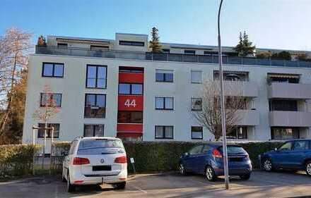 Schöne 3-Zimmerwohnung mit 2 Dachterrassen