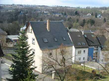 sonnige 3-Raum-Wohnung mit Garten, Nähe Klinikum Obergöltzsch