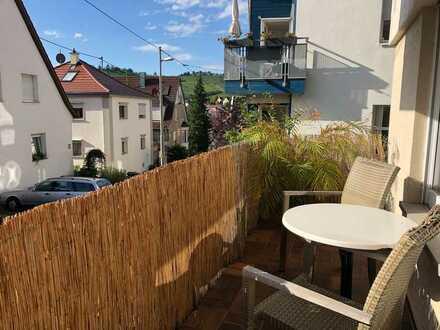2-ZW mit TL-Bad und Balkon in ruhiger Lage von Uhlbach