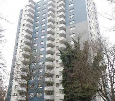 Leerstehende 2-Zimmer-Wohnung mit Balkon