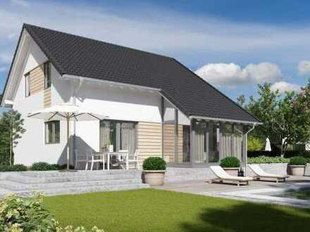 Schöner Neubau mit KfW 40 Standart auf tollem Grundstück in Netphen Salchendorf