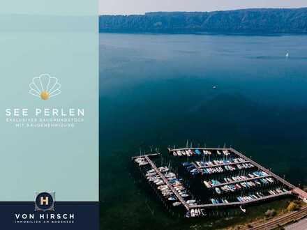 See Perlen – Exklusives Baugrundstück mit Baugenehmigung