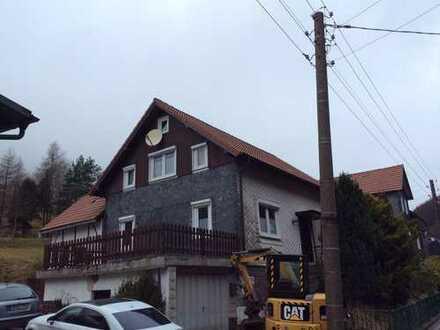 Einfamilienhaus in Schleusegrund, OT Gießübel zu verkaufen
