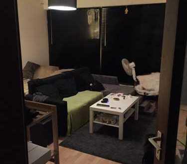 sehr helles 1 Zimmerapartement mit Balkon in Ulm am Galgenberg - NUR AN NICHTRAUCHER zu vermieten